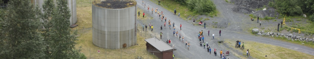 Mount Marathon Race