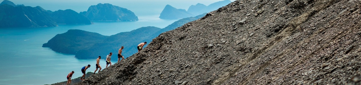 Seward's Mount Marathon Race