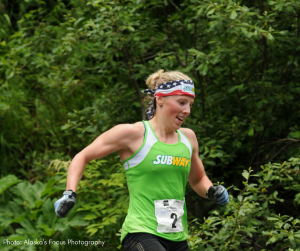 Subway and Olympian Kikkan Randall Are Champions of Healthy Living—and the Mount Marathon Race